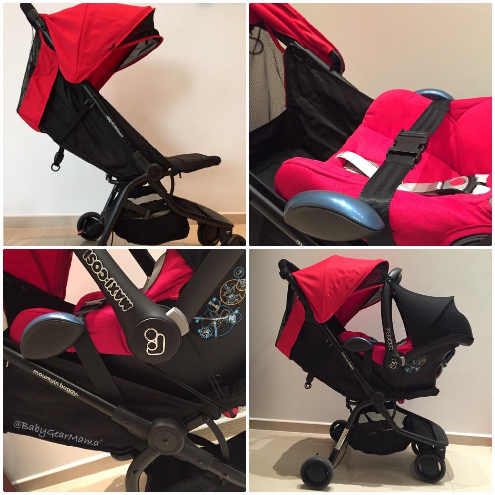 Single Strollers – Baby Gear Mama